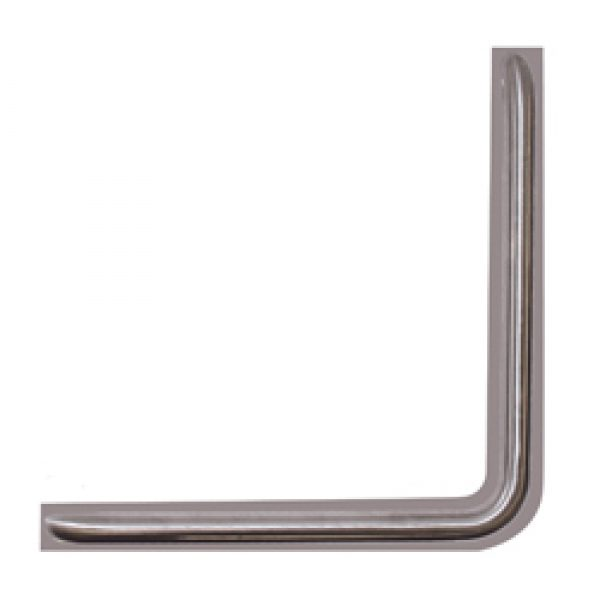 Anti Ligature: 450x450mm Grab Rail